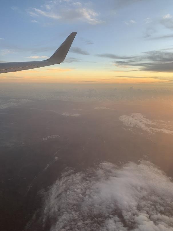 '20 シンガポール航空からの空の景色1.JPG